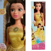 Disney Princess My Size Belle Beauty And The Beast Doll New