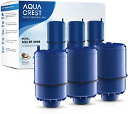Aquacrest Rf-9999 Nsf Certified Water Filter, For Pur Rf9999 Faucet Water Filter