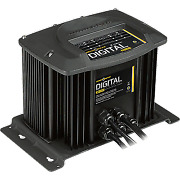 Minn Kota Battery Charger With 4 Bank X 10 Amps - Winterize Your Boat