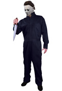 Michael Myers Halloween Costume Coverall 1978 Coveralls For Kids Trick Or Treat
