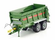 Model Tractor Crew Agricultural Wiking Trailer Bergmann Universal Spread