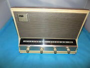 Arvin Electric Transistor Am/fm Radio 39r38 Solid State Great Sound Fast Ship