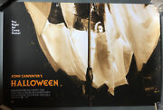 Halloween 1978 Mondo Art Print Quad Poster Variant By Jock Limited To 150 Mint