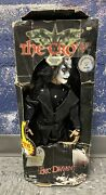 The Crow Eric Draven Horror Doll Spencers Gift 18 Doll W/box