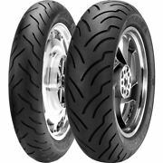 100/90 19 160/70b 17 Dunlop American Elite Front And Rear Tire Kit - 2 Tires
