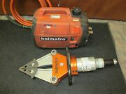 Holmatro 4260 Rescue Tool Hydraulic Spreader Jaws Of Life W/ Power Supply And Hose