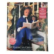 Pleasant Company Holiday Catalog 1994 The American Girl Collection Vtg Blue