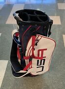 Official Stand Bag 2020 Ryder Cup U.s. Team Whistling Straights