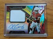 2019 Panini Select Kyler Murray Rpa Tie-dye /15 Rookie Patch Autograph Rc