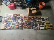 Thousands Of Various Lot Vintage Plastic Bass/crappie Worms 41 Lbs
