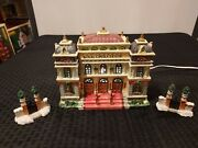 Lemax Coventry Cove Royal Opera House Lighted House Orig Box Vgc 2008 Read
