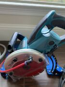 Blue Ripper Jr Rail Saw Granite Marble Porcelain Stone Glass Counter Tops Great