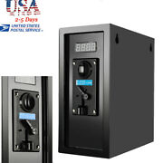 Coin Operated Timer Control Acceptor Timer Box Electronic Coin Selector Device