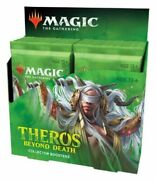 Mtg Magic The Gathering Theros Beyond Death Tbd Collector Booster Display X1