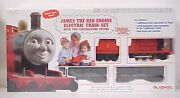 Lionel 8-81014 James And The Troublesome Trucks G Gauge Steam Train Set Mt/box
