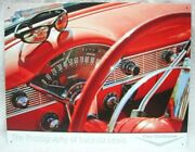 Ticket To Ride - Car Culture By L. Lewis Metal Sign Discontinued Buy It Now