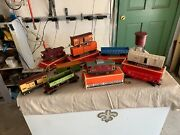 Lionel Trains And Tracks Miscellaneous Houses Used Old But Good Condition.andnbsp