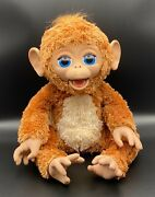 Furreal Friends Cuddles My Giggly Monkey 2012 Playful Interactive Toy Works