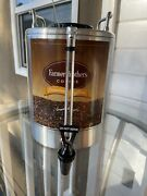 Farmer Brothers Coffee Brewmatic 1.5 Gallon Thermos New Clean