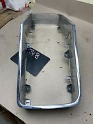 Used Oem 1970 71 72 1973 Camaro Rs Chrome Grill Grille Surround Nose Metal Trim