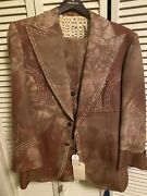 Roy Clark Stage Worn Suit While Touring Russia