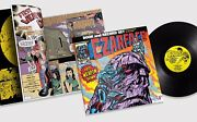 Czarface - First Weapon Drawn A Narrated Adventure Lp + Comic Book Very Rare