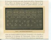 Antique 1878 Print 19th Century Alecon French Lace Era Of King Louis Xvi Picture
