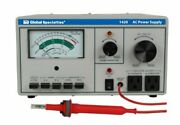 Global Specialties 1420 Variable Isolated Ac Power Supply