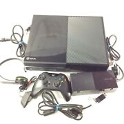 Xbox One Model 1540, 1 Controller, Headset, Power Supply, Hdmi Cable