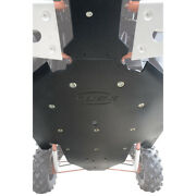 Tusk Quiet-glide Skid Plate 3/8 For Polaris Rzr Xp 1000 High Lifter Edit.