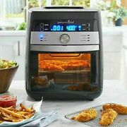 New Pampered Chef Deluxe Air Fryer Rotisserie Dehydrator Free Shipping
