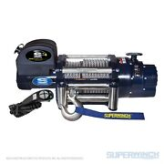 Superwinch Talon 18 Winch With 85 Steel Rope And 18,000 Lb. Capacity 1618200