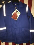 Redwing Ultrasoft Insulated Fire Resistant Insulated Jacket W/hood Westex Large