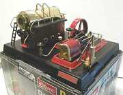 Wilesco D21 New Toy Steam Engine - Sandh Free Made In Germany