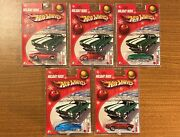 Hot Wheels 2005 Holiday Rods Christmas Muscle Cars Complete Set 5 Lot 164 Nip