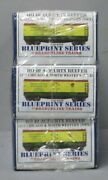 Branchline Trains 12173 Ho Scale Candnw 40and039 Acf/urtx Reefer Car Kits Set Of 3 Mt