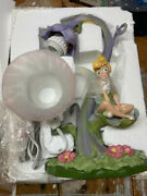 Vintage Disney Tinkerbell Table Lamp 27130- New-never Used.