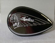 New - Indian Billet Chrome War Bonnet Air Cleaner 2002 And 2003 Chief - Gilroy
