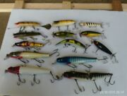 Wooden Lures Misc