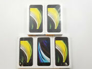 Apple Iphone Se 2nd Gen A2275 64gb Tracfone Clean Imei Lot Of 5 -bt8364 W