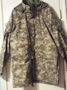 Army Issue Gore Tex Cold Weather Parka Jacket Med-reg