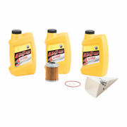 Tusk 4-stroke Oil Change Kit Can-am Xps Synthetic All Climate For Can-am
