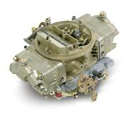 Holley Performance 0-4781c Double Pumper Carburettor Dual Fuel Inlet
