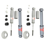 Kyb Gas-a-just Monotube Strut And Shocks Set For 1967-1973 Triumph Gt6