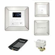 Steamist Cp150 Sm Steam Spa Control Package With Auto Drain And Generator Pan