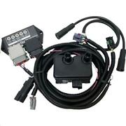 Daytona Twin Tec 30081 Ignition Module And Harness Kit With Coil And Plug Wires