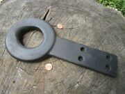 Pintle Hitch Ring Bolt On Hitch About 2 5/8 Inch Id