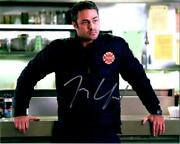 Taylor Kinney 8x10 Signed Autographed Photo Picture And Coa