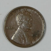 1912-s Lincoln/wheat Ears Reverse Cent Extra Fine+ 1-cent