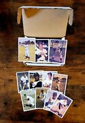 1979 Tcma The 50and039s - Complete Set - Mantle Mays Koufax Williams 1-291
